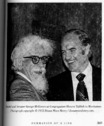 Heschel and McGovern
